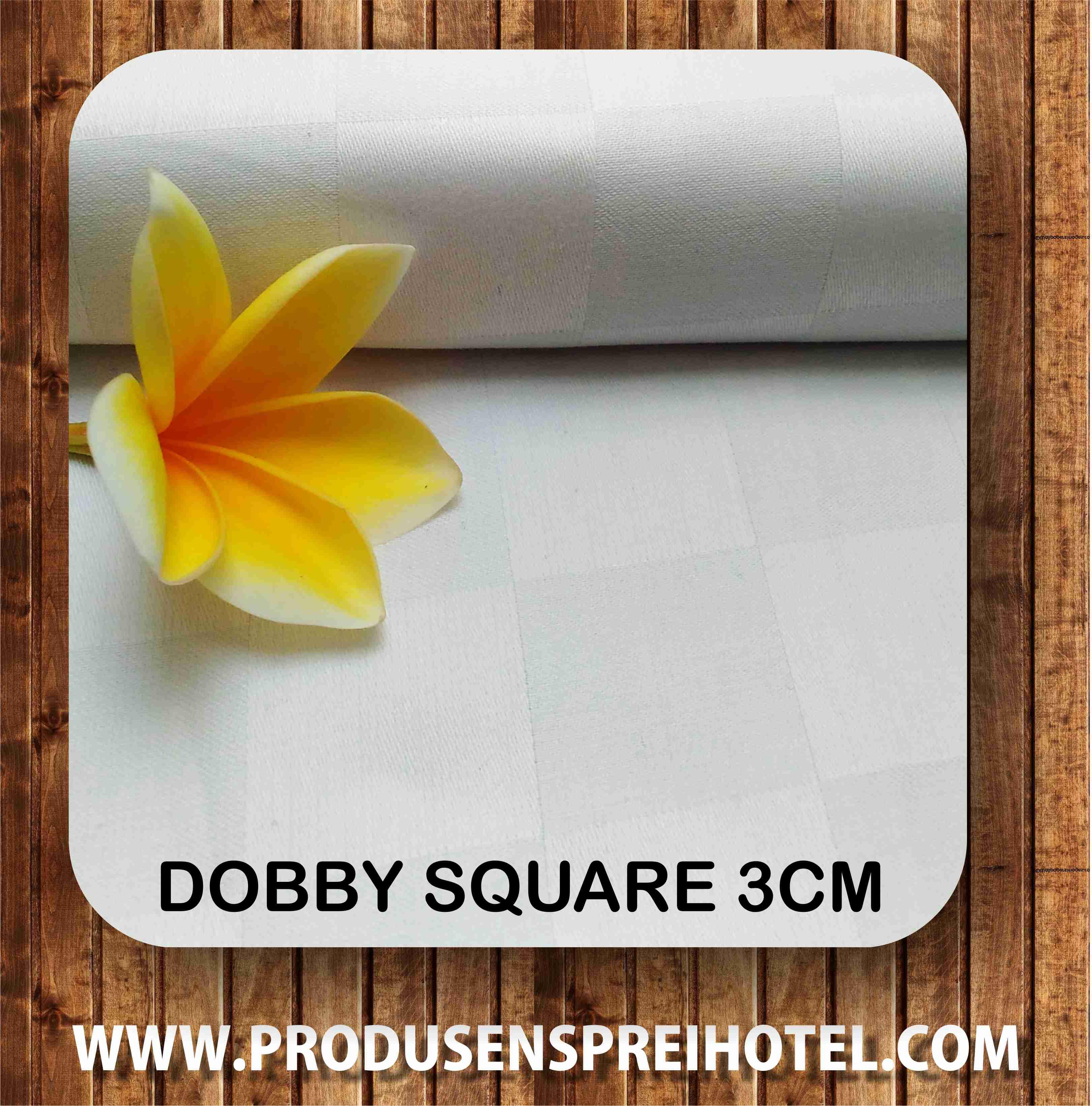 DOBBY SQUARE 3CM