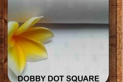 DOBBY DOT SQUARE