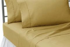 sprei polos plain bedsheet 1