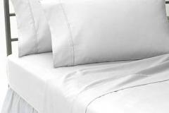 sprei polos plain bedsheet 7